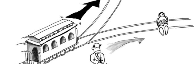 Will The Courts Finally Answer The Trolley Problem?