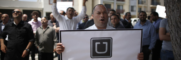 Uber drivers as employees – the law collides with the sharing economy